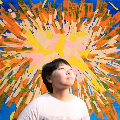"""Rim In Peace"" by Diane Cho and Sarah Rim"