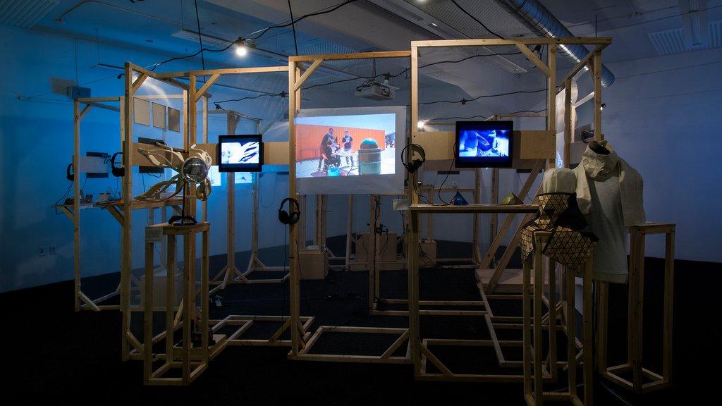 14 - 2015 MFA Design Thesis Show