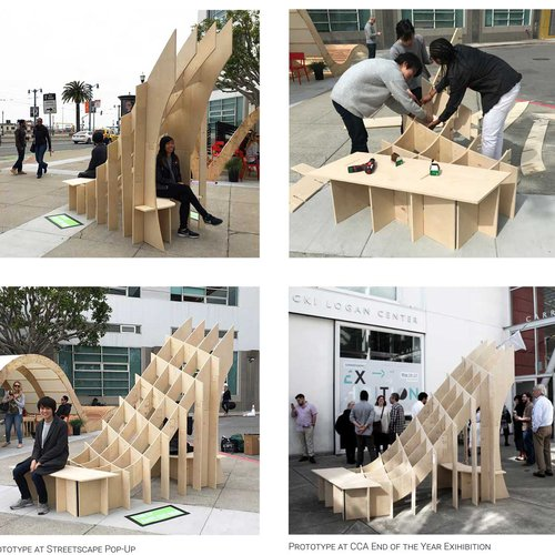 Strategies of Design Activation Studio by Hughes, Lam & Moriuchi
