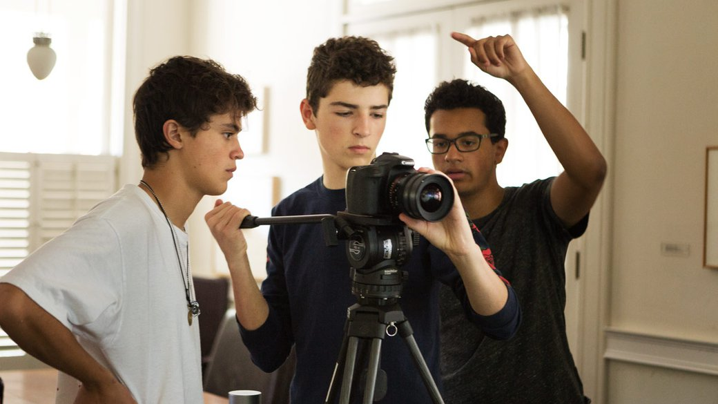 Pre-College 2017 Summer Art Programs: Film