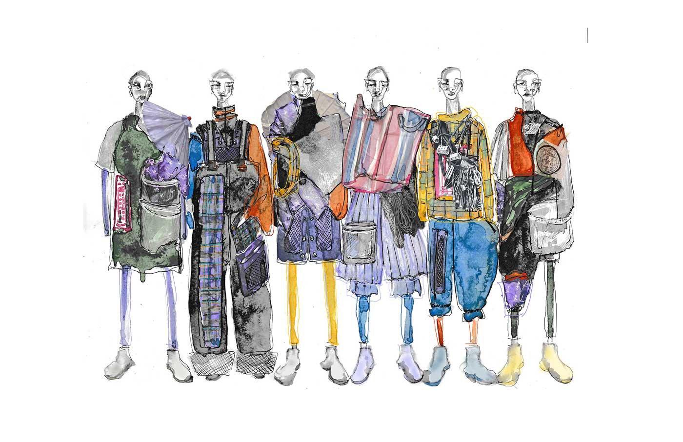 Dissertation and fashion