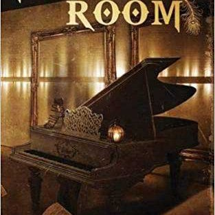 """THE PEACOCK ROOM"" by Catie Jarvis"