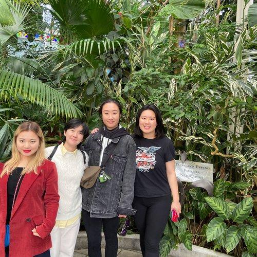 Photo courtesy of Wenxin Li.