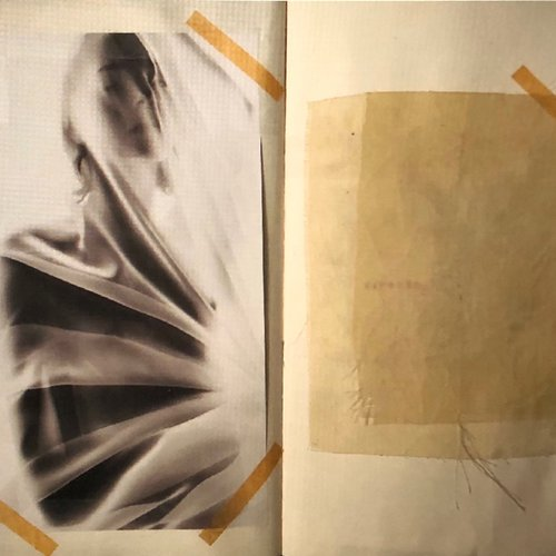 Carson Fuetsch, Sketchbook Pages, 2020. Courtesy of the artist.