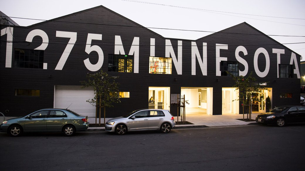 Minnesota Project at the MFA Studios in the DogPatch neighborhood