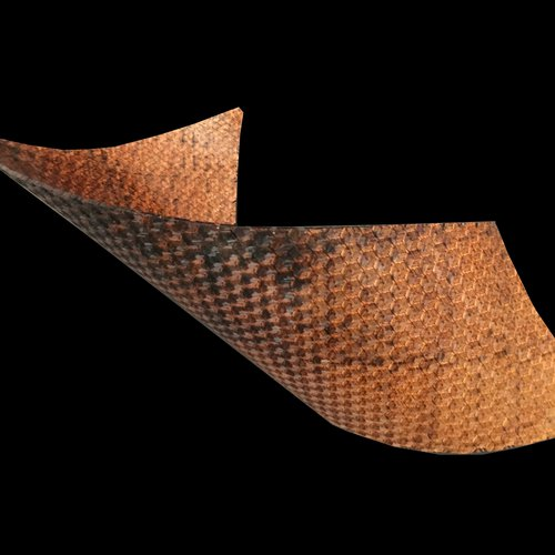 A flexible shape with Negative and Positive curvature regions.