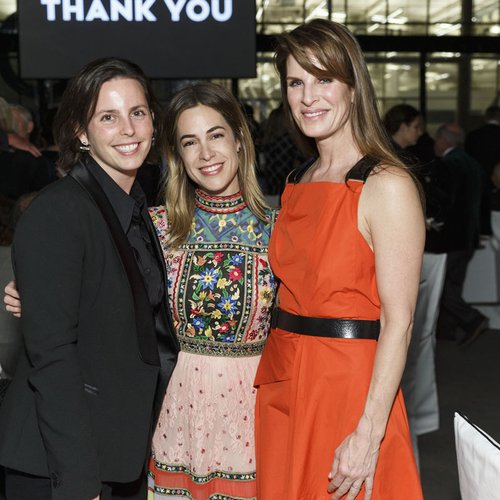 Jessica Silverman, Alison Pincus, and Leslie Podell.
