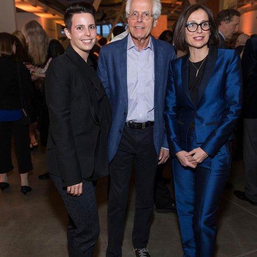Jessica Silverman, Joachim Bechtle, and Sarah Thornton