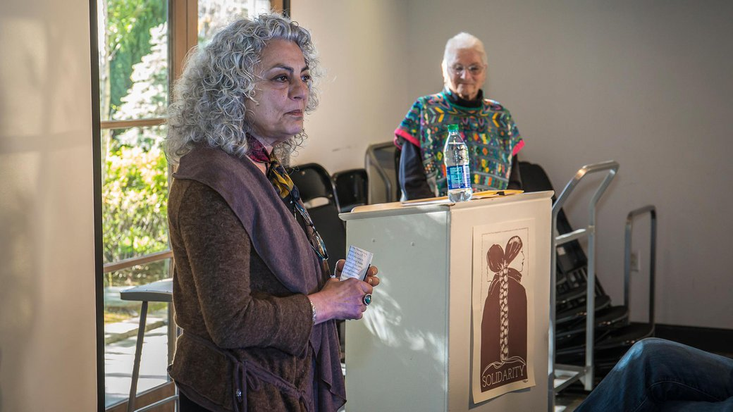 Margaret Randall gives intimate lecture to CCA MFA Writing cohort_event feature_MB
