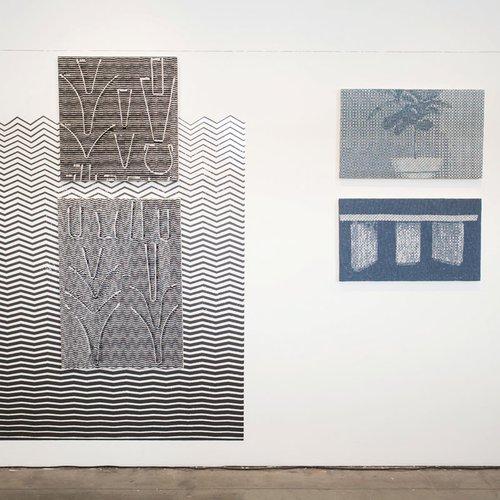 Event Artwork: Maria Guzman Capron (MFA2015) Meteorita, 2016.