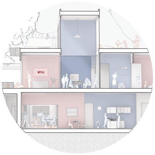 Home Economics Studio by Maria Ramirez Perez