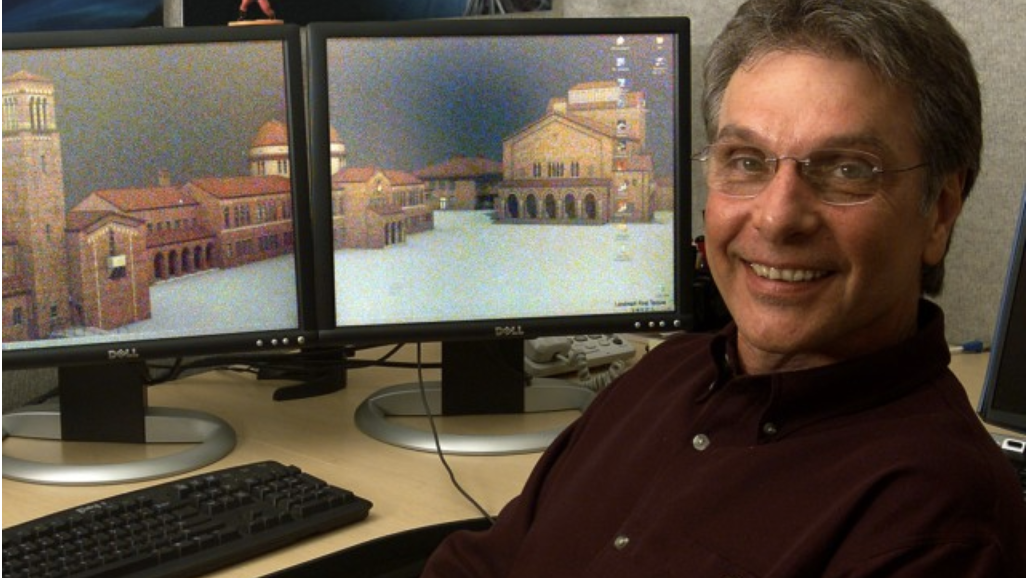 Rick Vertolli, Co-Chair of Animation