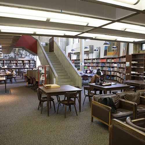 CCA Libraries have many collections that go beyond the books and journals you'd expect, including physical and digital objects and material samples.