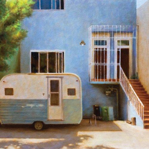 "Enza Segovia, ""Trailer"""