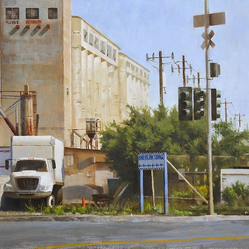 Traffic Cone, Enzo Segovia
