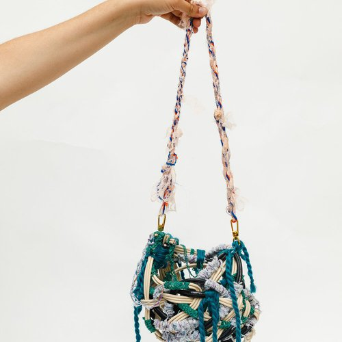 Purse by Melissa Rodriguez.