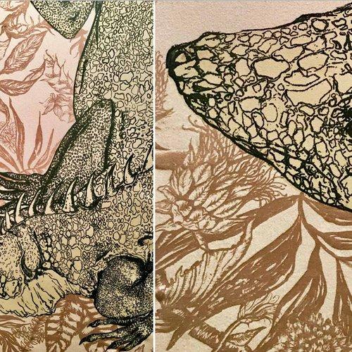 Kayleen Dejesus (BFA Textiles 2016)