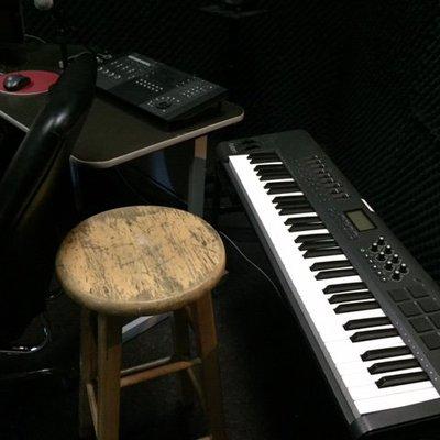 Animation soundbooth