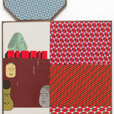 Barry McGee: Down For Whatever_event feature_limited use_MB