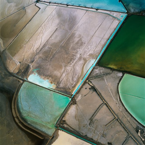 David Maisel (MFA Photography 2006), Terminal Mirage 25, 2005. Archival pigment print, 30 x 30 inches framed. Value: $12,000.