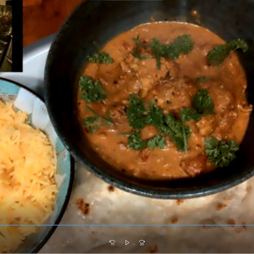 Chicken Tikka Masala, a British dish inspired by Indian cuisine, a product of multiculturalism, colonialism, and the complexities of world history.