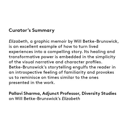 Curator's summary: Will Betke-Brunswick.
