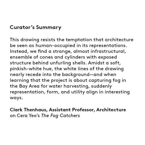 Curator's summary: Cera Yeo