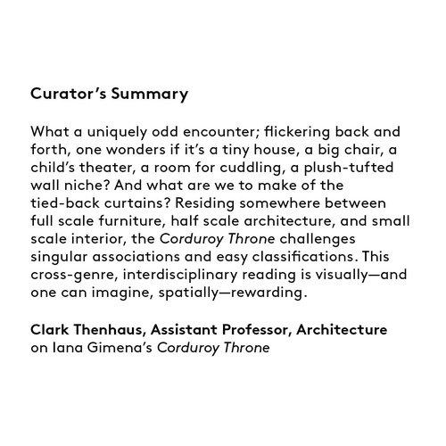 Curator's summary: lana Gimena