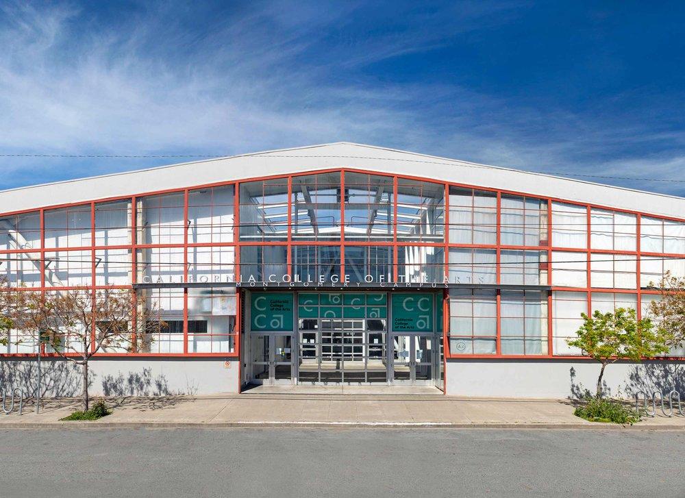 CCA   California College of the Arts - Bay Area Art & Design School