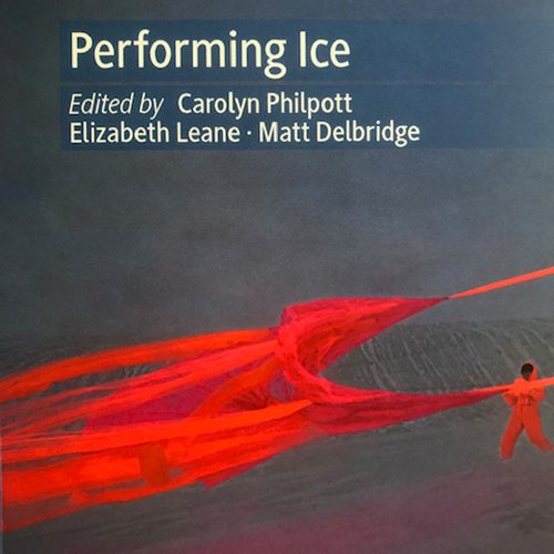 Book cover of Performing Ice