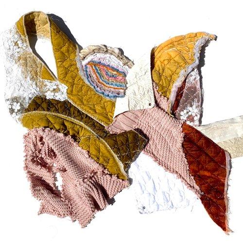 Yesenia Villasenor, Senior Thesis Collection, 2020.