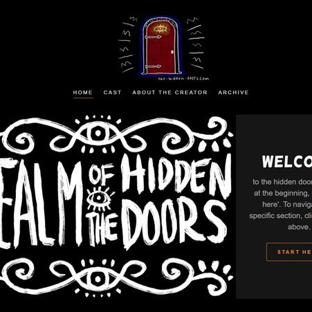 Zoe Thompson-Brooks, Realm of the Hidden Doors